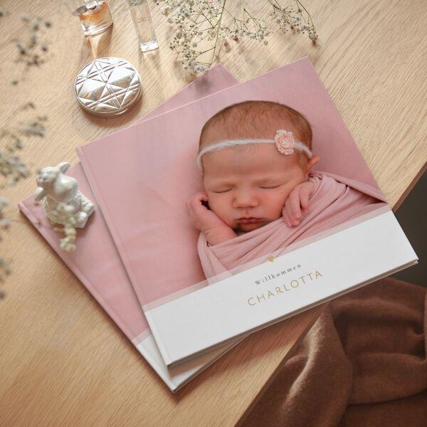 Fotobuch Quattro XL Voll mit Liebe
